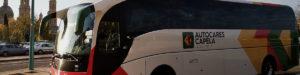 Autocares Capela - Buenas Prácticas en el Transporte