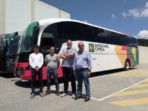 Autocares Capela - SC7 Sunsundegui